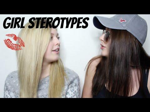 GIRL STEREOTYPES || Loren Gray
