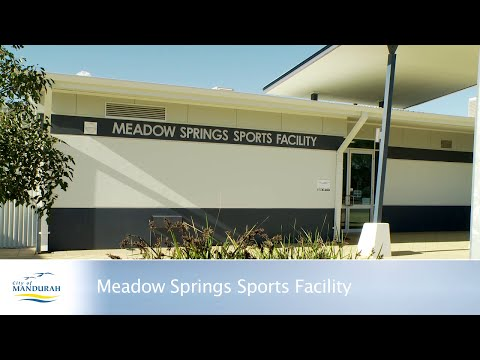 Meadow Springs Sporting Facility