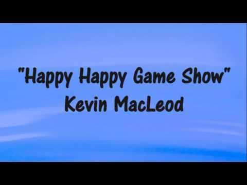 "Kevin MacLeod ""Happy Happy Game Show""  FAST BLUES  - Royalty-Free Music"