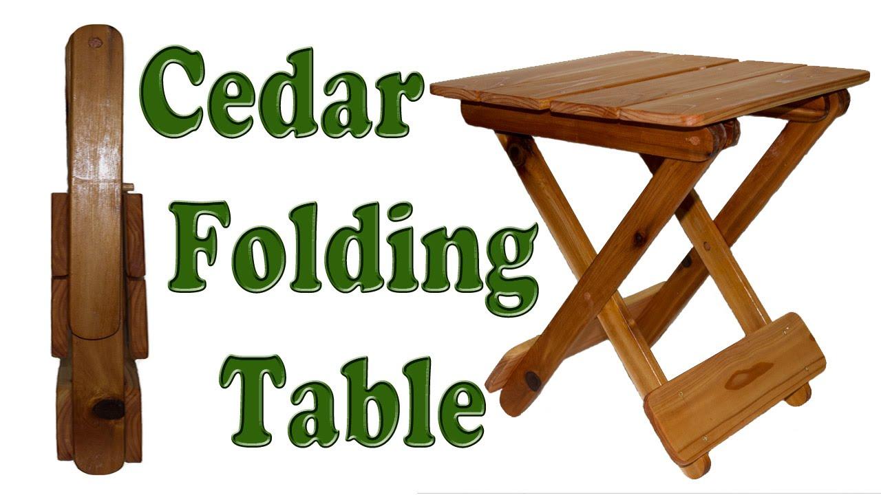 Folding Wood Table Plans Free Brokeasshome Com
