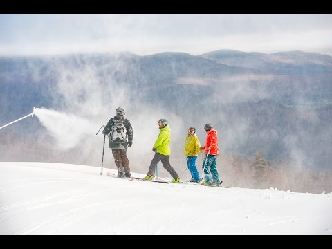 Sunday River Opening Day 2016