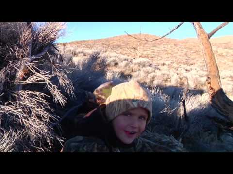 Getting The Youth Out Hunting Predators In Nevada Season 1 - Episode 8