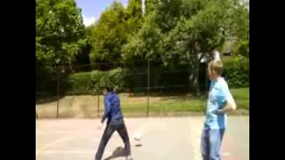 Funny Football Skill School