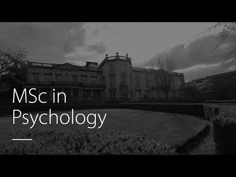 Earn your MSc in Psychology Online