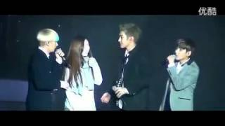 SJ-M演唱会 唱周杰伦 (Jay Chou) 《星晴》