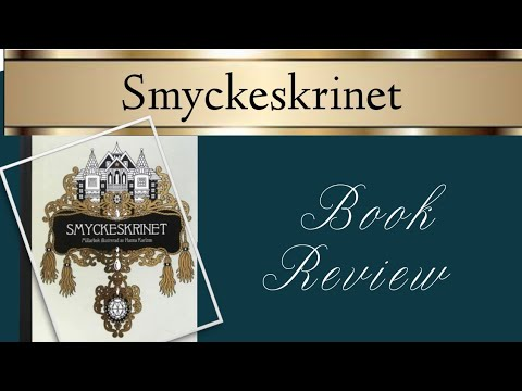 Smyckeskrinet Colouring Book Review