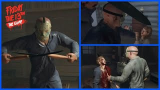 Roy's Trilogy - Friday the 13th: The Game