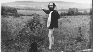Allen Ginsberg -  Cia Dope Calypso (live)