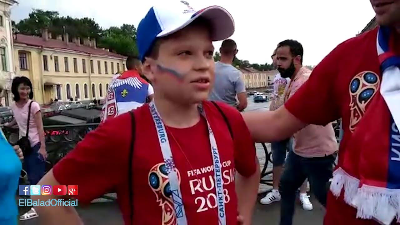 صدى البلد    مفجأه ! .. تعرف على توقعات الشارع الروسى على مباراة مصر وروسيا