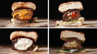 4 Stuffed Burger Upgrades