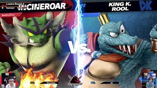 Gambar cover TNF55: Gravydice vs Jix (Losers Round 4)