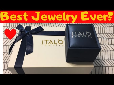 Italo Jewelry Review And Unboxing