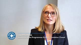 Table ronde sur les droits et la santé des femmes : témoignage de Lisa Poupaud, Fondation Chanel