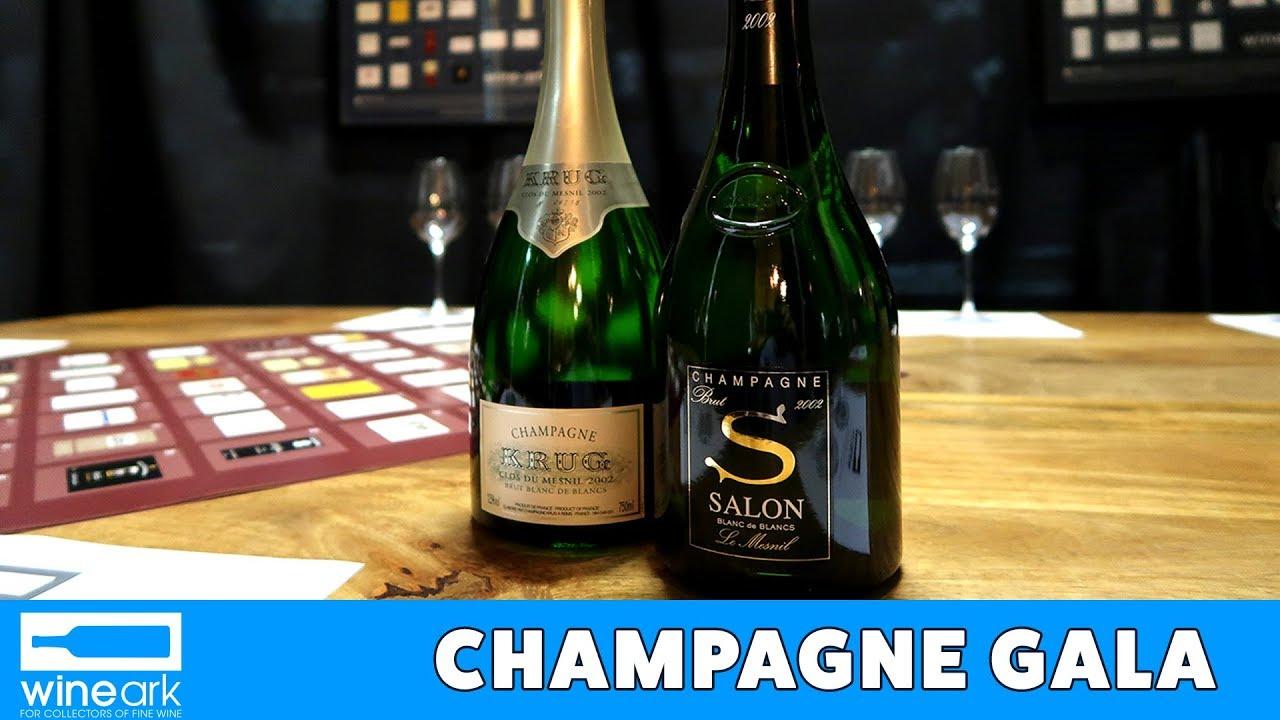 Wine Ark Champagne Gala