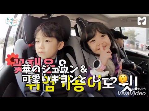 【韓国バラエティ】우리 아빠가 생겼어요 #3[1/2]日本語字幕