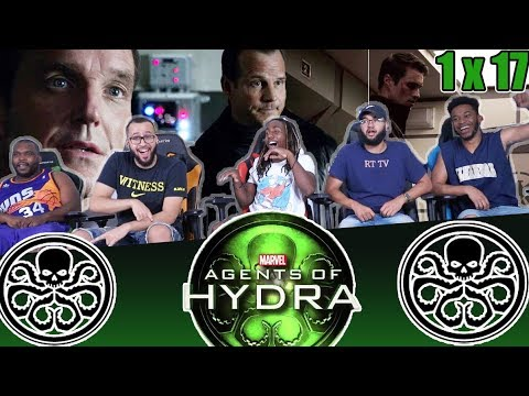 "WHO THE HELL IS THE CLAIRVOYENT?!Agents Of Shield 1 X 17 Reaction!!! ""Turn Turn Turn"""