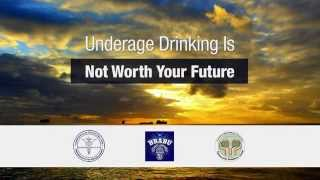 (Northern Mariana Islands) Underage Drinking Is Not Worth Your Future PSA #2