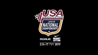 2019 National Junior Championships - Blue Platform - Saturday thumbnail
