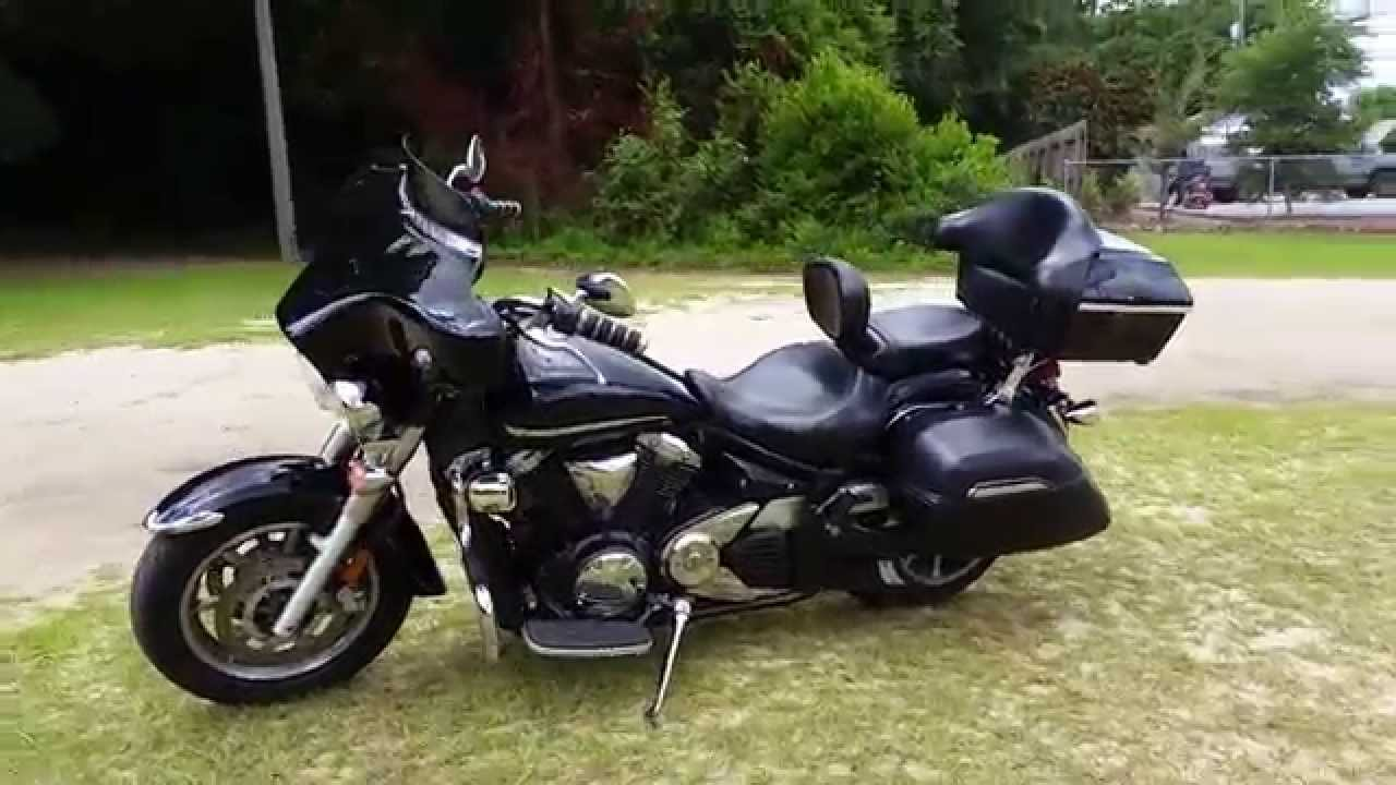 Batwing Fairing For A  Yamaha V Star