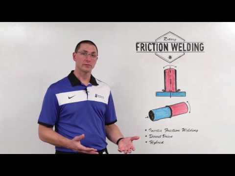 MTI Whiteboard Wednesdays: Rotary Friction Welding & Spartan
