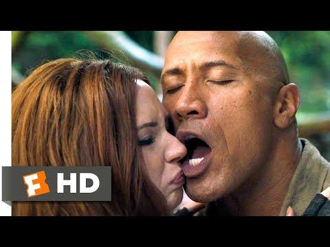 Jumanji: Welcome to the Jungle (2017) - I'm Into You Scene (9/10) | Movieclips