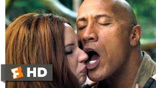 Jumanji: Welcome to the Jungle (2017) - I'm Into You Scene (9/10) | Movieclips