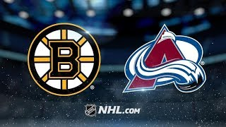 Boston Bruins vs Colorado Avalanche | Nov.14, 2018 | Game Highlights | NHL 2018/19 | Обзор Матча
