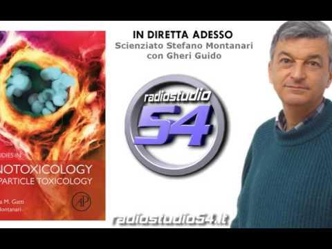Stefano Montanari parla di vaccini e meningite in diretta radio, 4 Gennaio 2017