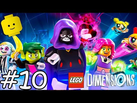 ghostbusters-lego-dimensions-cartoon-games-videos-for-kids-children---part-10