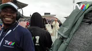 TVM Operação Papa Francisco