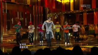 [HD]100411 RAIN(BI) -HIP SONG- LIVE