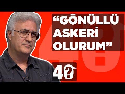 Tamer Karadağlı'dan Azerbaycan Açıklaması: Gönüllü Askeri Olurum - Jülide Ateş'le 40 (TEK PARÇA)