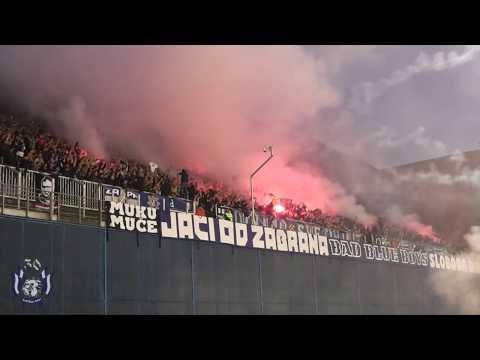 Bad Blue Boys / NK Dinamo - HNK Hajduk 02.10.2016