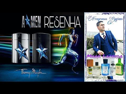 Resenha do Perfume masculino A Men (Angel Men) Thierry Mugler💫💫
