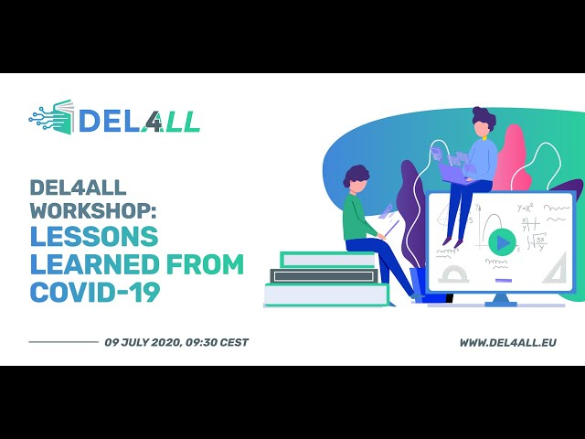 DEL4ALL Workshop: Lessons learned from COVID-19