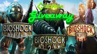 GIZORAMA Giveaway - BioShock Triple-Pack [CLOSED]