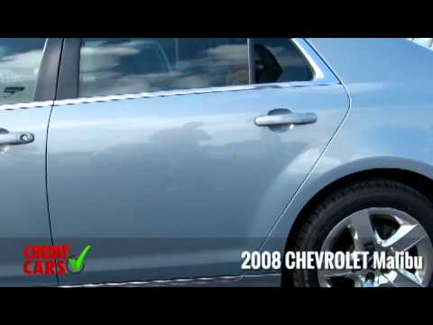 Credit Cars: 2008 Chevrolet Malibu