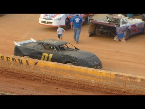 Friendship Motor Speedway(EXTREME STOCK 4's FINISH) 5-18-19