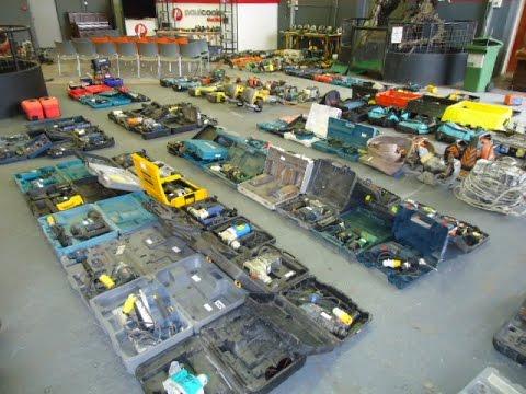 Massive Tool & Pedestrian Equipment Auction | Saturday 19th Nov 10.30am