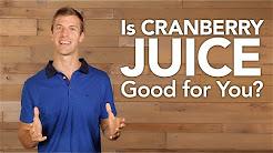 hqdefault - Is Cranberry Juice Good For Back Pain