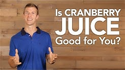 hqdefault - Cranberry Juice One Of Three Foods Endorsed By Kidney Association