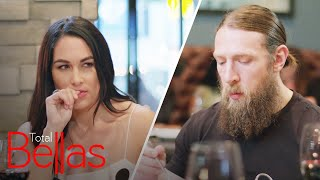Brie & Bryan Butt Heads Over Nikki & Artem Staying With Them | Total Bellas | E!