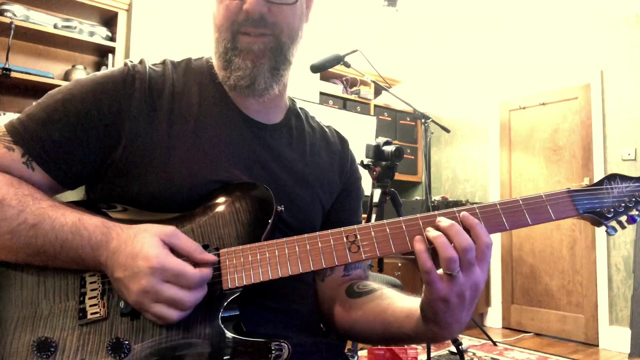 Seldom.. guitar speed lick lessons