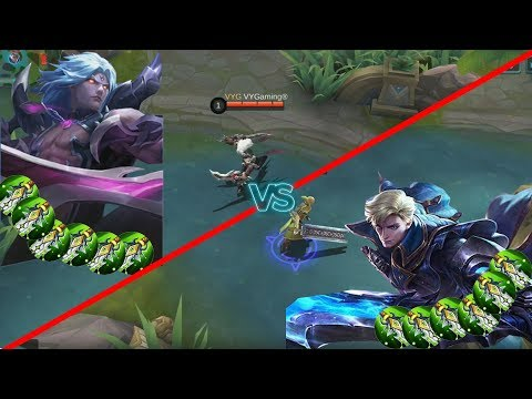 MARTIS VS ALUCARD - WHO IS BETTER? Watch this Experiment (Mobile Legends)
