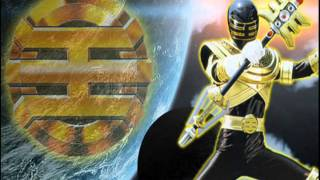 Power Rangers Zeo Gold Ranger