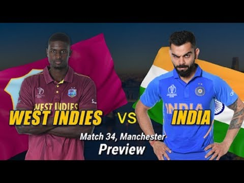 Live Score : INDIA Vs WEST INDIES World Cup 2019 | Cricket Live Streaming | IND Vs WI Live Match