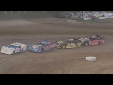 7 28 18 Super Stocks Heat #2 Lincoln Park Speedway