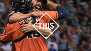 #THIS: Fiers joins Astros history with no-hitter