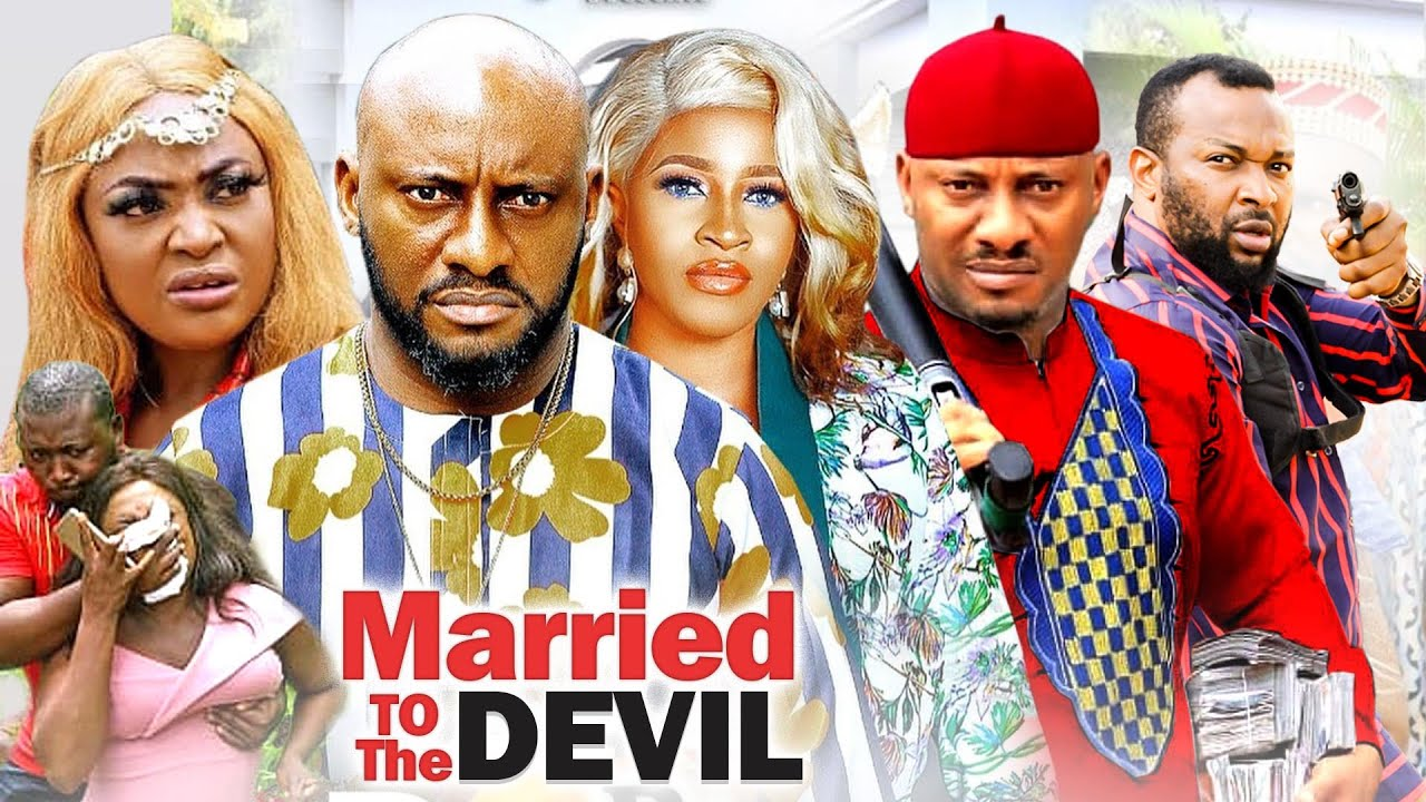 Download MARRIED TO THE DEVIL 1&2 (Yul Edochie Hit Movie) 2021 LATEST NIGERIAN MOVIE/ 2021 NOLLYWOOD MOVIE
