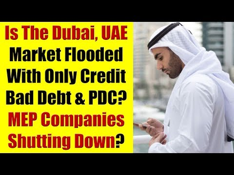 UAE's MEP Companies Shutting Down & Banks Terminating More Staff